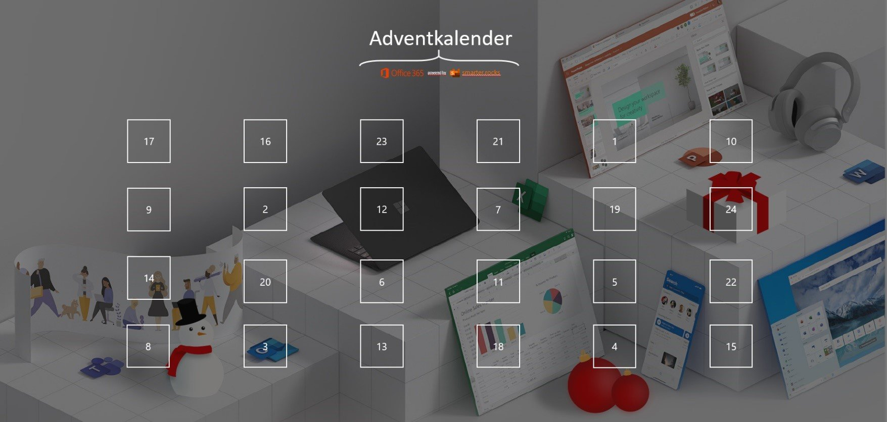 SharePoint Adventskalender