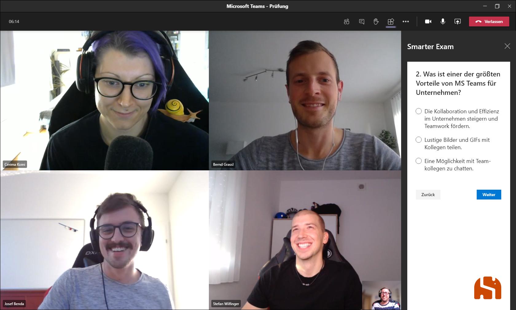 Microsoft Teams Meeting Apps: Smarter Exams